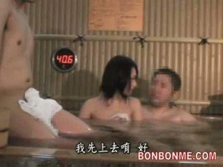 Съпруга прецака от аматьори мъж в spa част 1 на 2