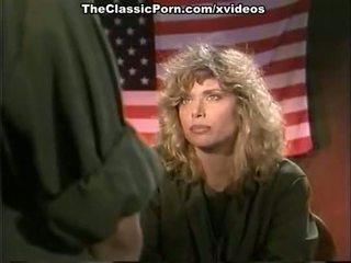 Julianne james, tracey adams, aja in vintage porno film
