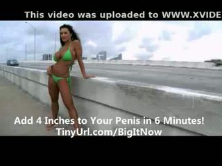 Lisa ann showing her huge ass in public 04