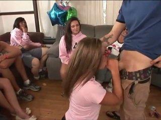 סקסי מועדון נשים בחורות לקבל banged קשה