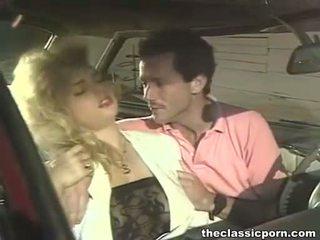 blonde, staruri porno, vintage