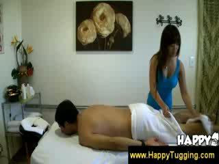 Lichaam naar lichaam massage
