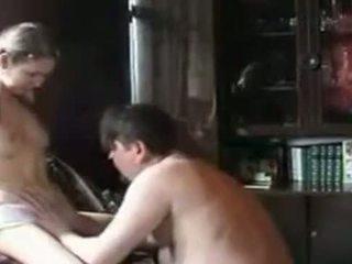 pa, dochter, video