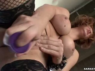 bago hardcore sex, lahat toys, malaki fuck busty slut sa turing
