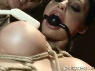 Aletta ocean getting bondaged