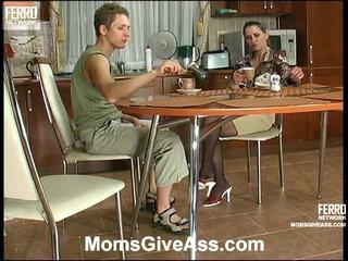 Recopilación de emilia, gilbert, benjamin por madres dar culo