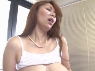 Chisato Shouda - Mature Mom Seductress, Porn 00