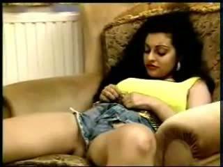 Pakistāņi sieviete pleasuring viņai skaistas ķermenis: bezmaksas porno 0d