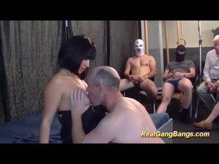 Preggo pusaudze uz reāls gangbang orgija, bezmaksas porno f5