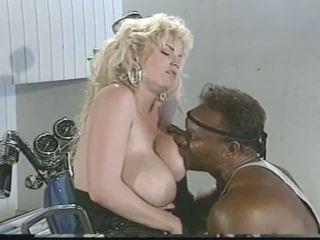 große brüste, jahrgang, interracial