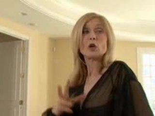 Порно зріла королева nina hartley