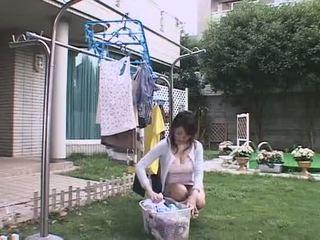 Miki sato 母親 在 法 部分 1
