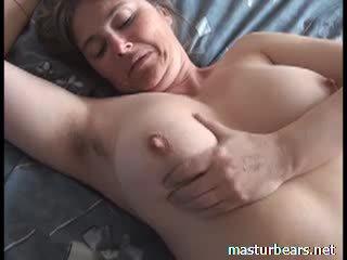 オーガズム アット ホーム ボインの フランス語 熟女 martine ビデオ