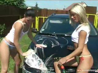 Sapphic auto wassen