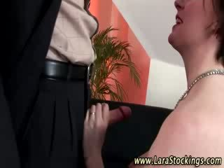 Check nasty mature prostitute get fucked