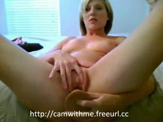 blondinės karštas, visi kameros online, masturbacija