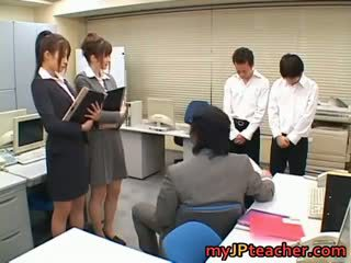 Junna aoki en erika kirihara heet