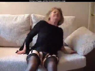 Manis sekali inggris perempuan tua gets kacau amp does anal inggris euro brit eropa cumshots menelan