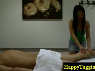 Real Asian Masseuse Offering Kinky Proposal