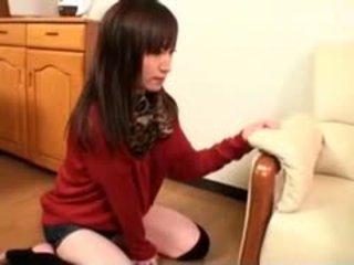 японський, аплікатура, маленькі груди