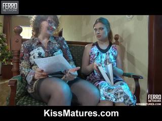 Flo&alana pussyloving mam onto video-