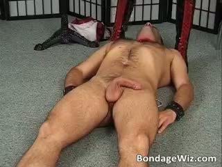 Tied guy fucks tema armuke tihke märg part1