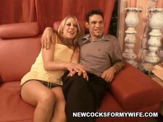 Selectie van verbazingwekkend speelfilmen van nieuw cocks voor mijn vrouw in compilatie niche