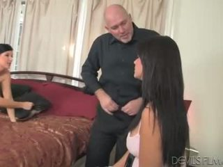 Horny hot chick Alison Tyler wanting a huge cock
