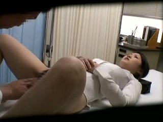 Reluctant Girl Doctor Orgasm 001