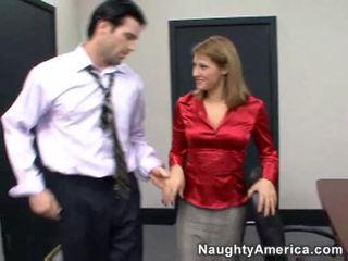 hardcore sex, office sex, van achter
