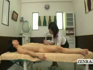 massage, cfnm, fetish