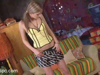 innocent amateur teen, striptease, softcore