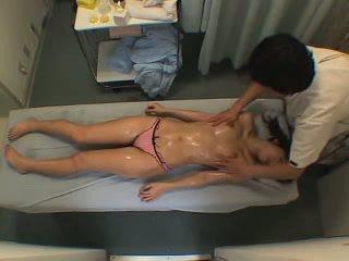 Spycam hälsa spa massagen kön delen 1