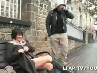 anal sex, trio, ranskalainen