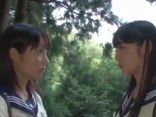 Japans av lesbiennes schoolgirls, gratis porno 7b