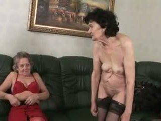 lesbianas, grannies, maduros
