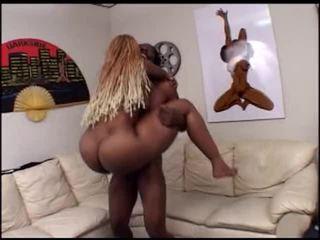 asses, anal, black / ebony