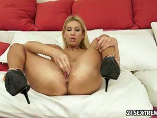 masturberen, striptease, naakt