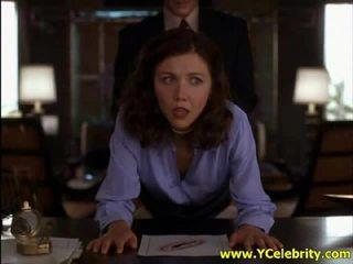 Maggie gyllenhaal secretária