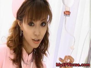 Akane hotaru hawt เอเชีย พยาบาล เป็น ร้อน bitc