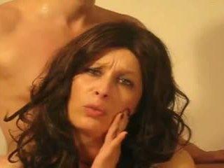 Fierbinte sexy mama loves jungschwaenze 2