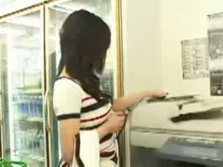 Japanese Girl Caught In Stealing Video