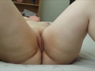 bbw, shaved pussy, wet pussy