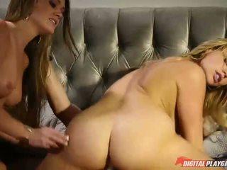 grupinis seksas, threesome, pornstars