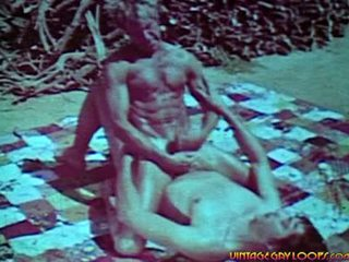 Jero throat and deeper silit between two well hung hippies