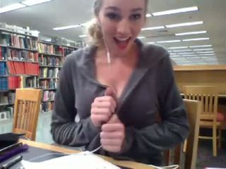 Hottest Library Masturbator You'll See Today-Meet her- sexpalace.gs/AVoWX