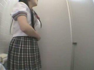 Sinh viên fucking trong công khai nhà vệ sinh