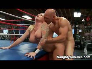 big tits, doggy style, big cock