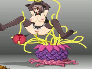 tentacles, meitene, hentai