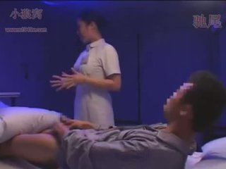Dandy-078-cfnm noc zdravotní sestra sees erect čurák a jer
